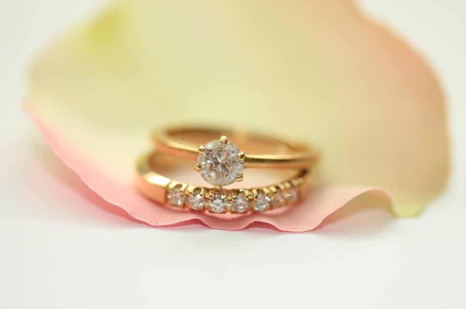 Can an Engagement Ring be Used as a Wedding Ring