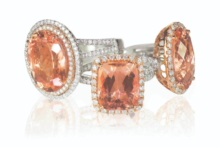 How is Morganite Graded