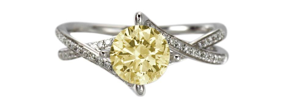 Why Synthetic Diamonds Are Often Yellow