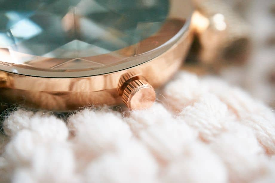 Rose Gold Filled Jewelry Watch
