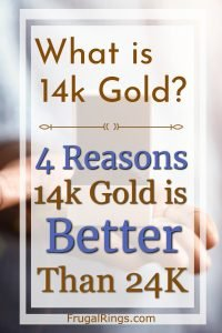 What is 14k Gold Jewelry