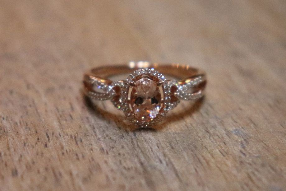 Can Morganite be an Engagement Ring